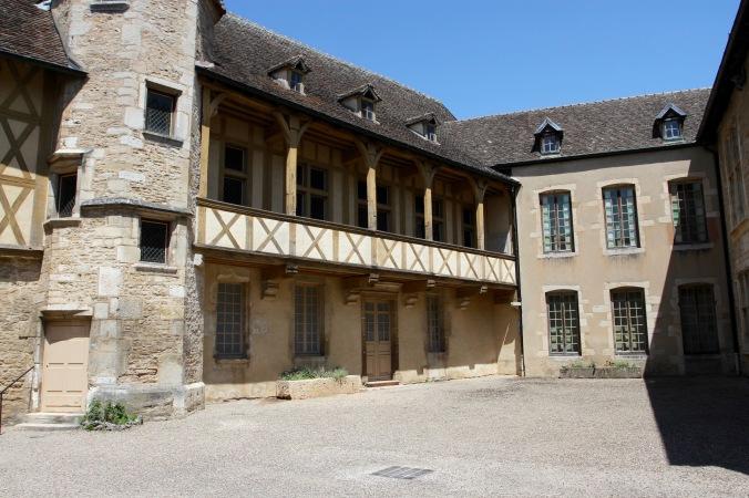 Hôtel des Ducs, Beaune, Burgundy, France