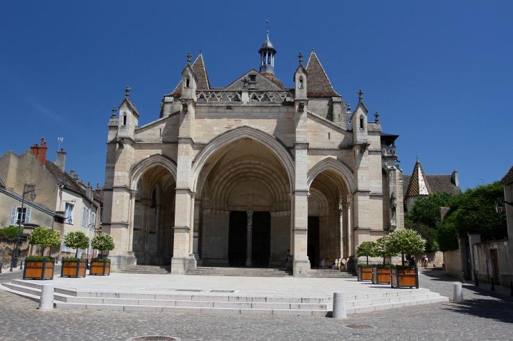 Basilique Collegiale de Notre Dame, Beaune, Burgundy, France