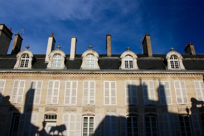 Shadows, Dijon, France