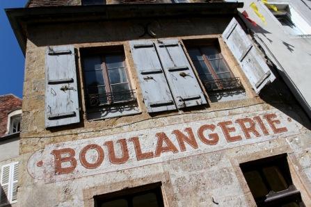 Semur-en-Auxois, Burgundy, France