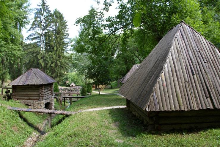 Velika Remeta Monastery, Fruska Gora National Park, Serbia