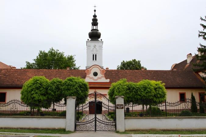 The Monastery of Bodani, Serbia