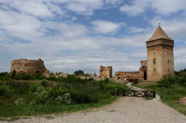 Bač Fortress, Serbia