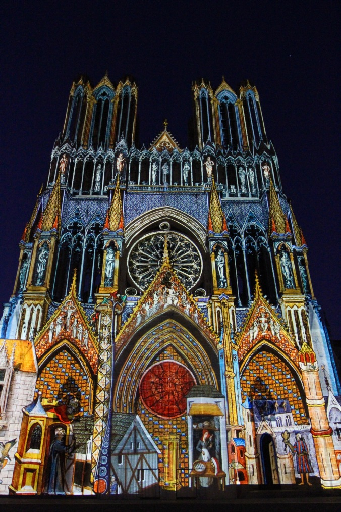 Cathedral Notre-Dame de Reims, France