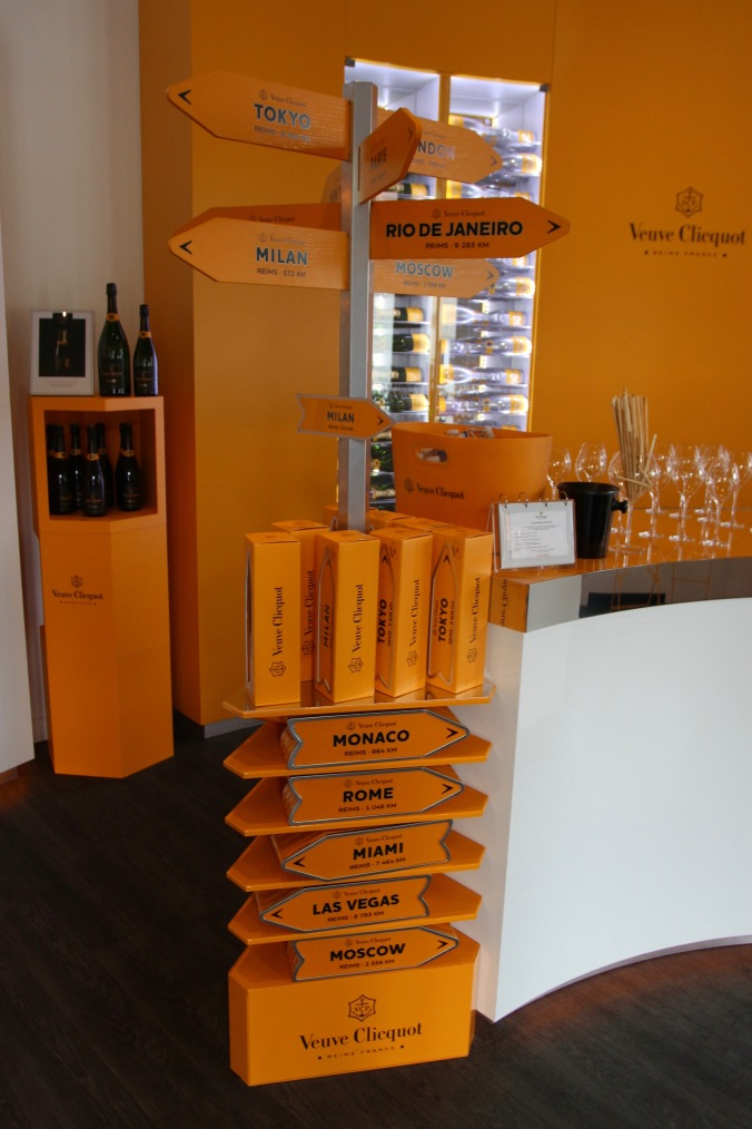 Veuve Clicquot, Reims, France