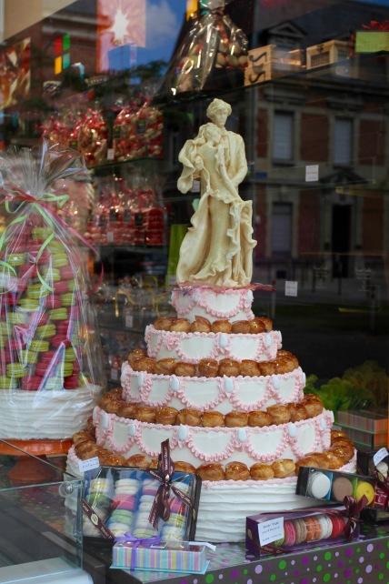 Let them eat cake, Reims, France