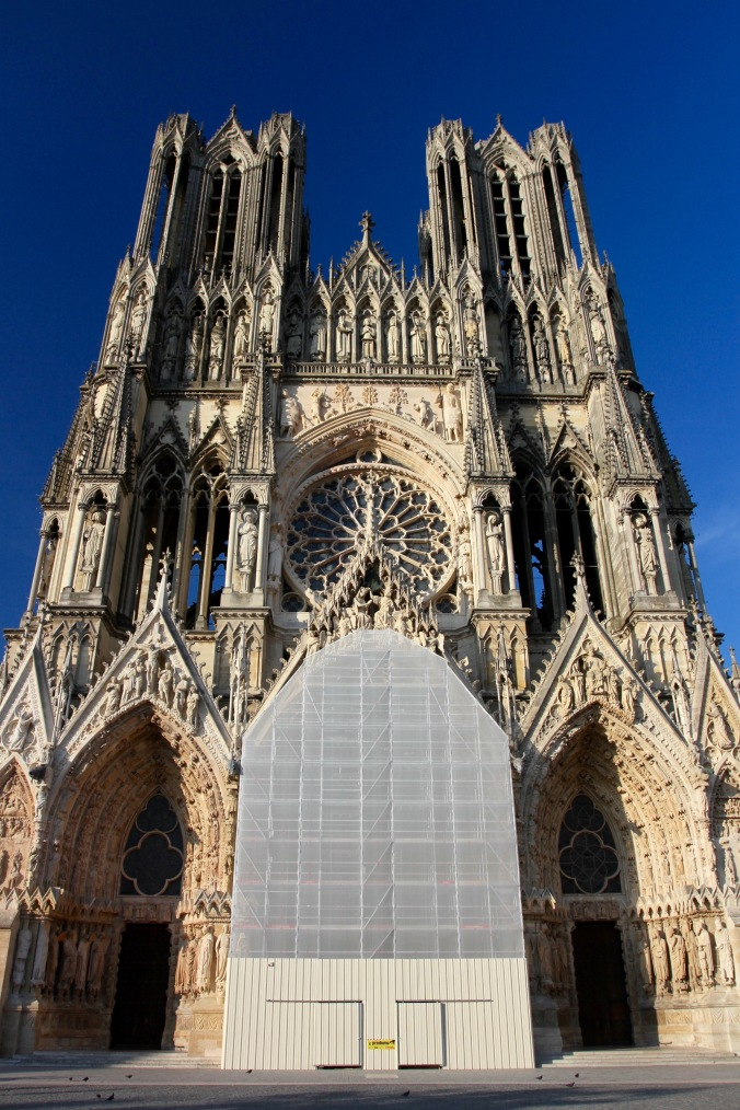 Cathedral de Notre-Dame de Reims, France