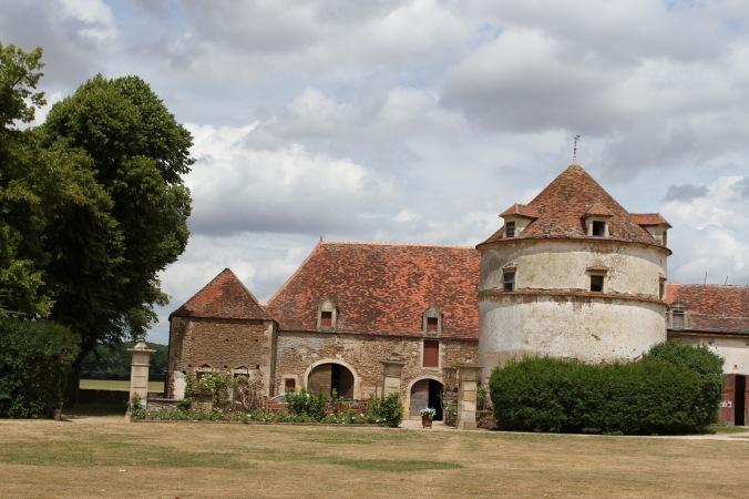 Château du Époisses, Époisses, Burgundy, France