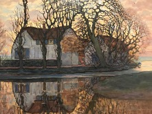 De Stijl and Mondrian exhibition, The Hague, Netherlands