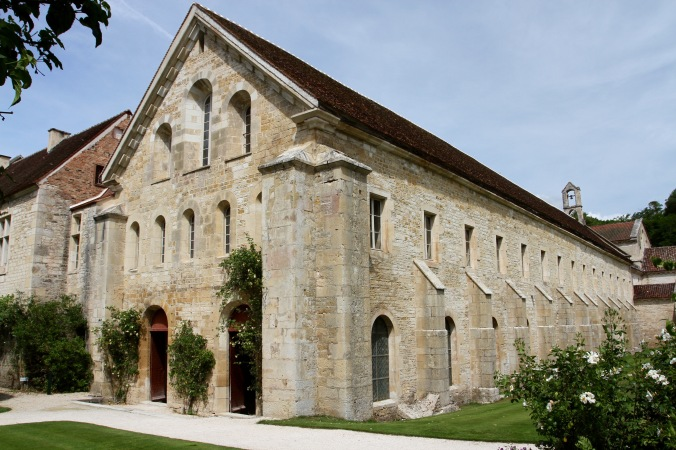 Abbey de Fontenay, Burgundy, France