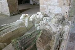Church, Abbey de Fontenay, Burgundy, France