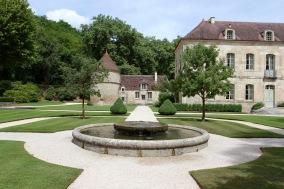Abbey de Fontenay, Burgundy, France