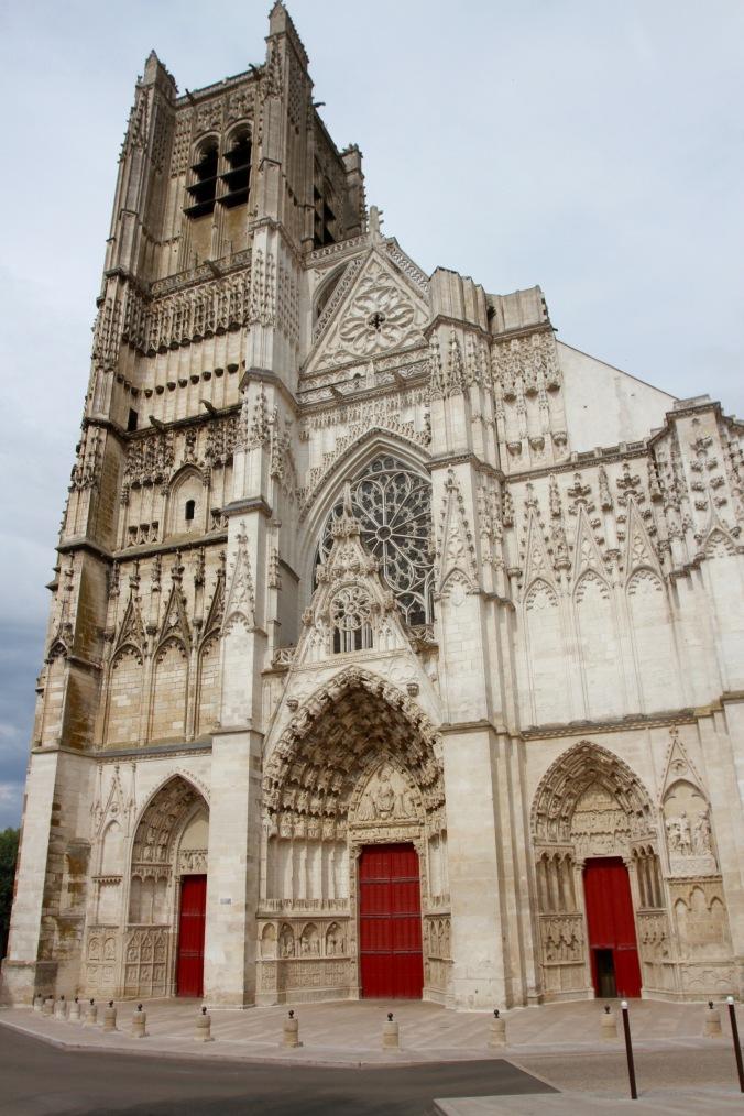 Cathédrale Saint-Étienne, Auxerre, France