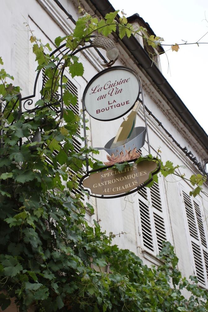 Chablis, Burgundy, France