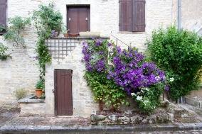 Noyers-sur-Serein, Burgundy, France