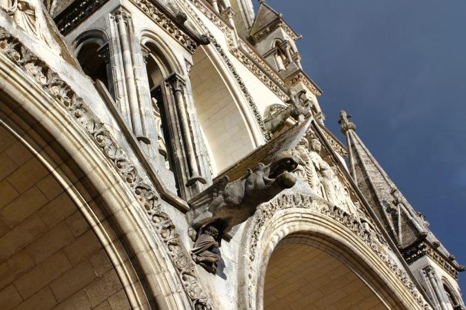 Cathédrale Notre-Dame, Laon, France