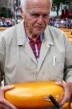 Historic cheese market, Alkmaar, Netherlands