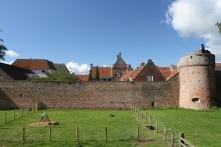 The Hanseatic town of Elburg, Netherlands