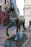 Horse statue, Stockholm, Sweden