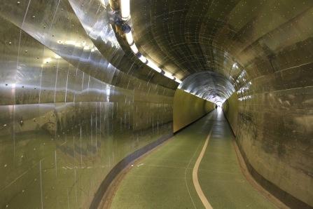 Brunkeberg tunnel, Stockholm, Sweden