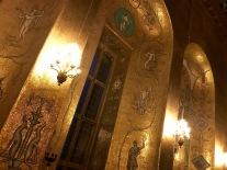 Gyllene Salen or Golden Hall, Stadhus, Stockholm, Sweden