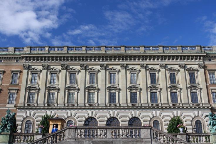 Royal Palace, Gamala Stan, Stockholm, Sweden