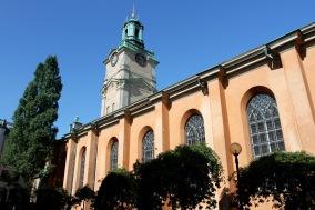 Storkyrkan, Gamala Stan, Stockholm, Sweden