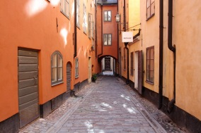 Gamala Stan, Stockholm, Sweden