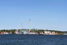 Djurgården from Södermalm, Stockholm, Sweden