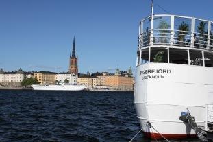 Gamla Stan from Södermalm, Stockholm, Sweden
