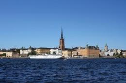 Gamala Stan from Södermalm, Stockholm, Sweden
