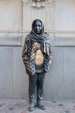 Statue, Stockholm, Sweden