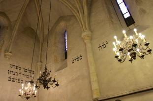 Old-New Synagogue, Prague, Czech Republic