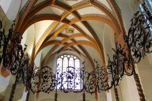 Pinkas Synagogue, Prague, Czech Republic
