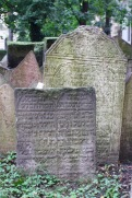 Old Jewish cemetery, Prague, Czech Republic