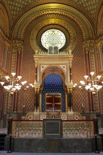 Spanish Synagogue, Prague, Czech Republic