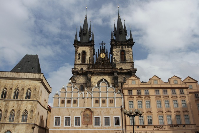 Prague Old Town Square, Prague, Czech Republic