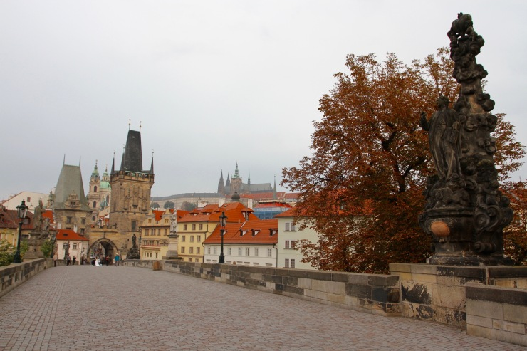 Charles Bridge, Prague, Czech Republic