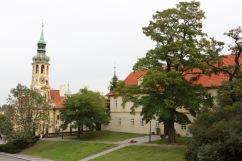 Loreto church, Prague, Czech Republic