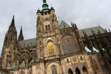 Cathedral, Prague Castle, Czech Republic