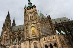 Cathedral, Prague Castle, Czech Republic