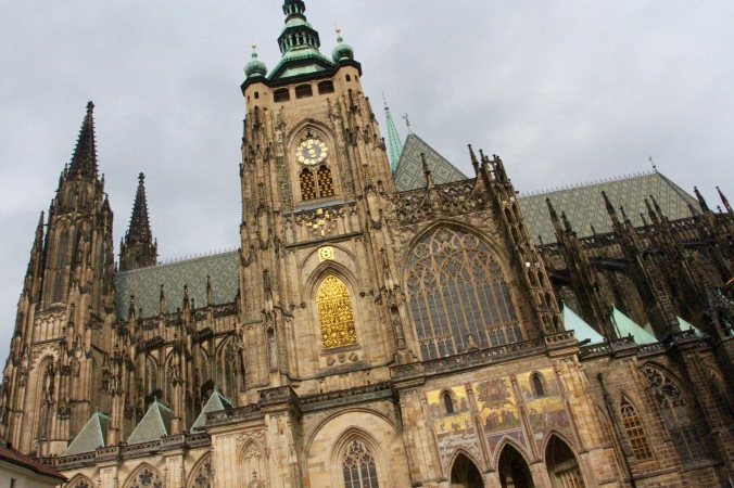 St. Vitus Cathedral, Prague Castle, Czech Republic