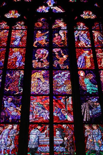 St. Vitus Cathedral, Prague Castle, Czech Republic