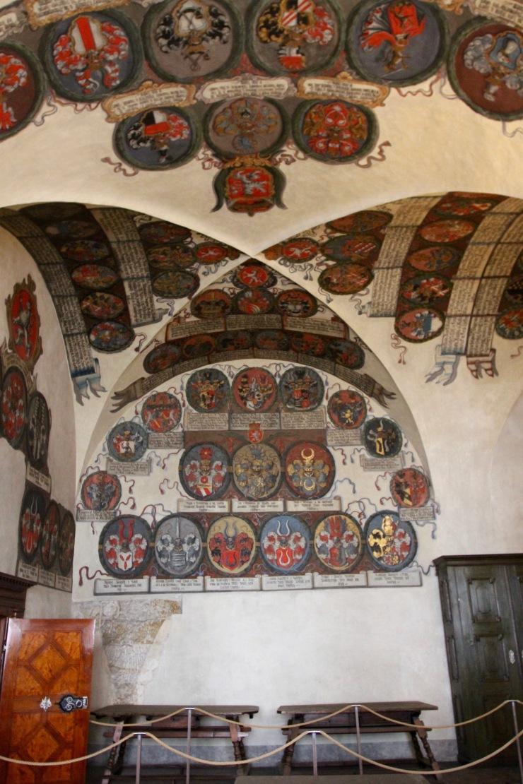 Old Palace, Prague Castle, Czech Republic