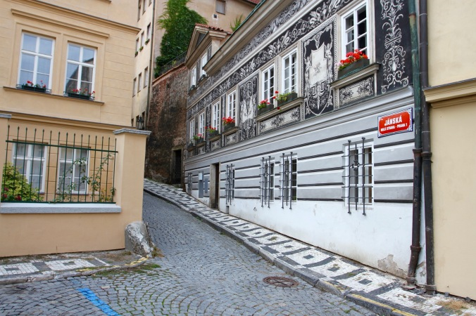 Mala Strana, Prague, Czech Republic