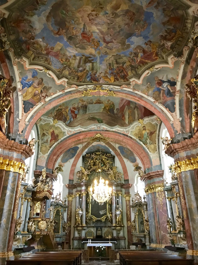 Loreto church, Prague, Czech Republic