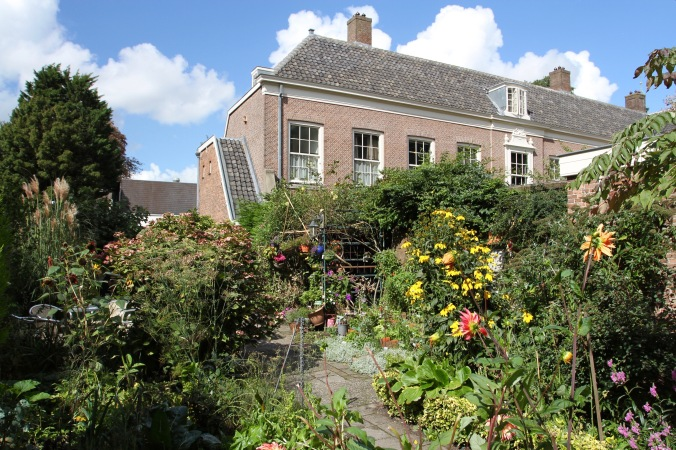 't Hooftshofje, The Hague, Netherlands