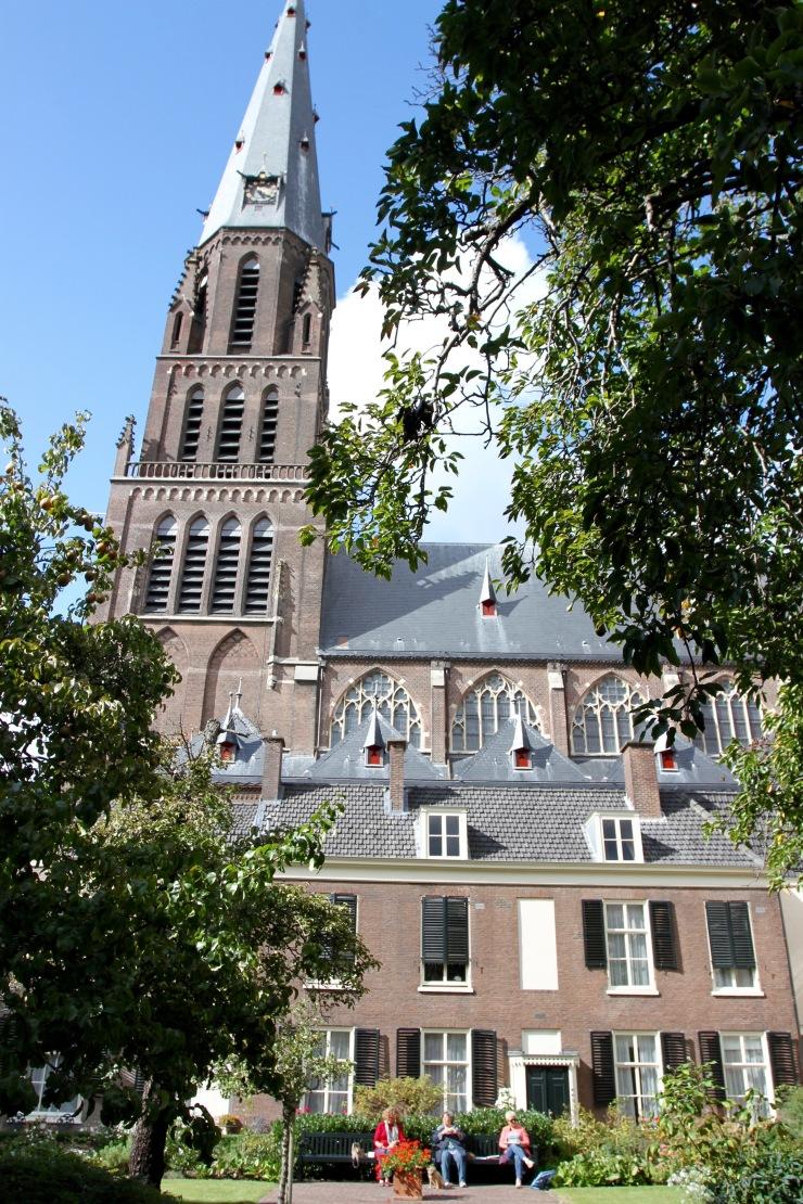 "Hofje ""Rusthof"", The Hague, Netherlands"