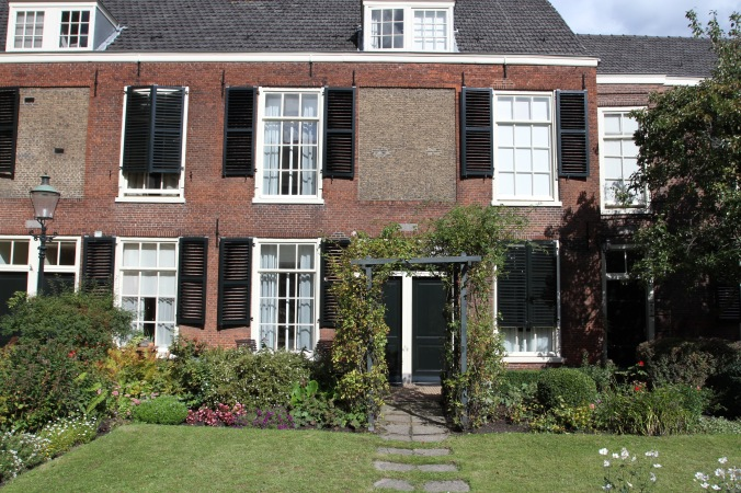 "Hofje ""Rusthof"", The Hague, Netherlands"