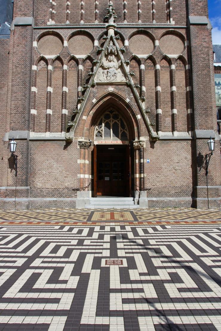 Sint-Jacobus de Meerderekerk, The Hague, Netherlands
